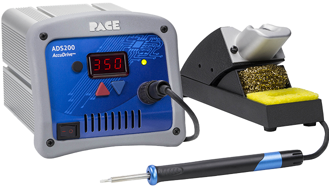 Exmel receives new PACE ADS200 AccuDrive™ Solder Stations
