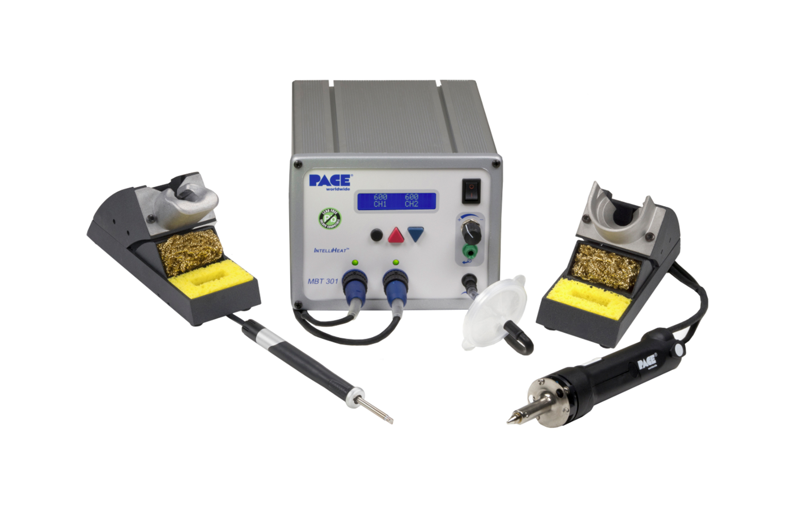 MBT301 Soldering & Desoldering Station with TD-100A & SX-100, 230V